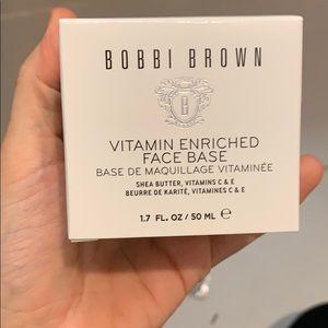 Never opened Bobbi Brown face primer